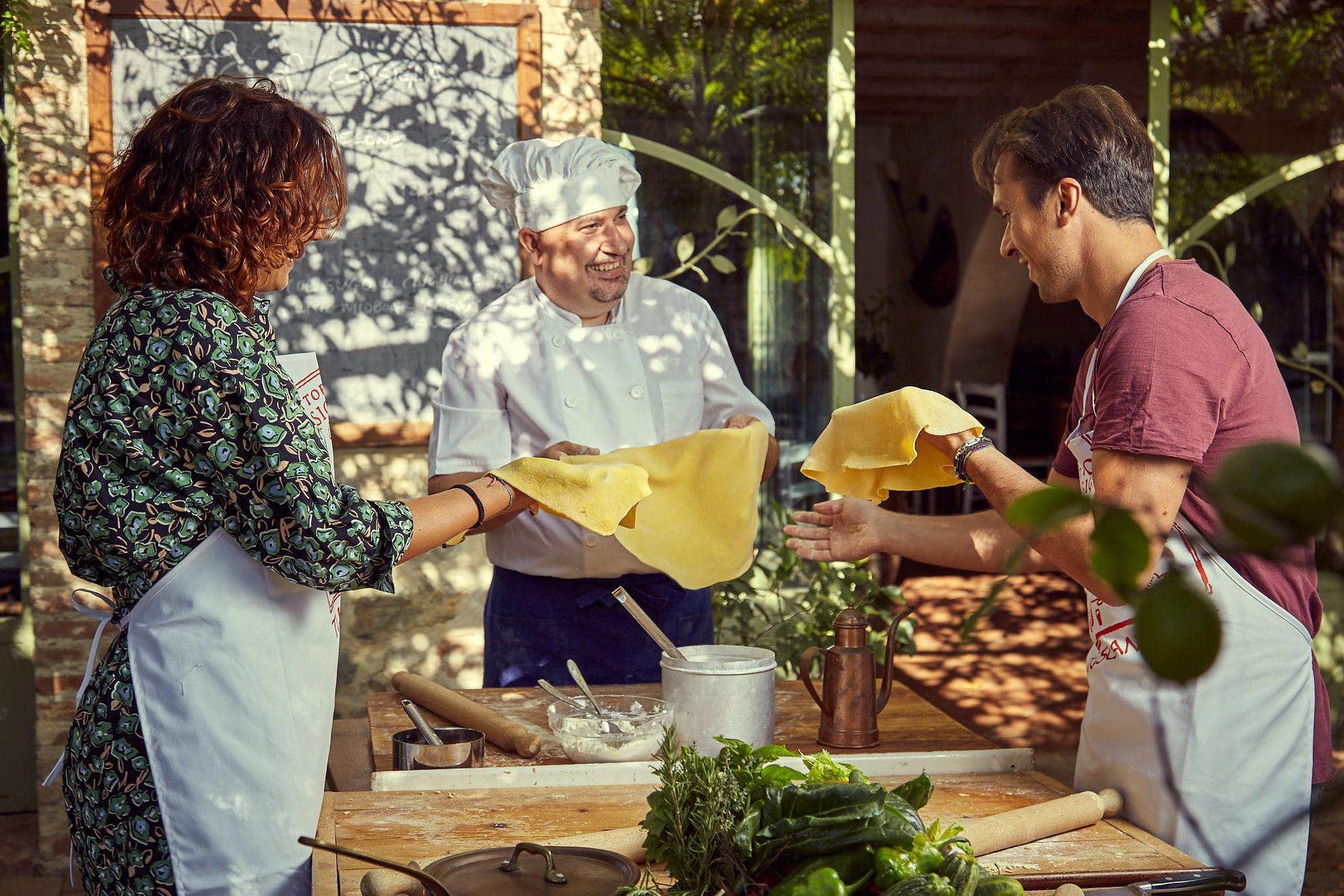 corso cucina toscana