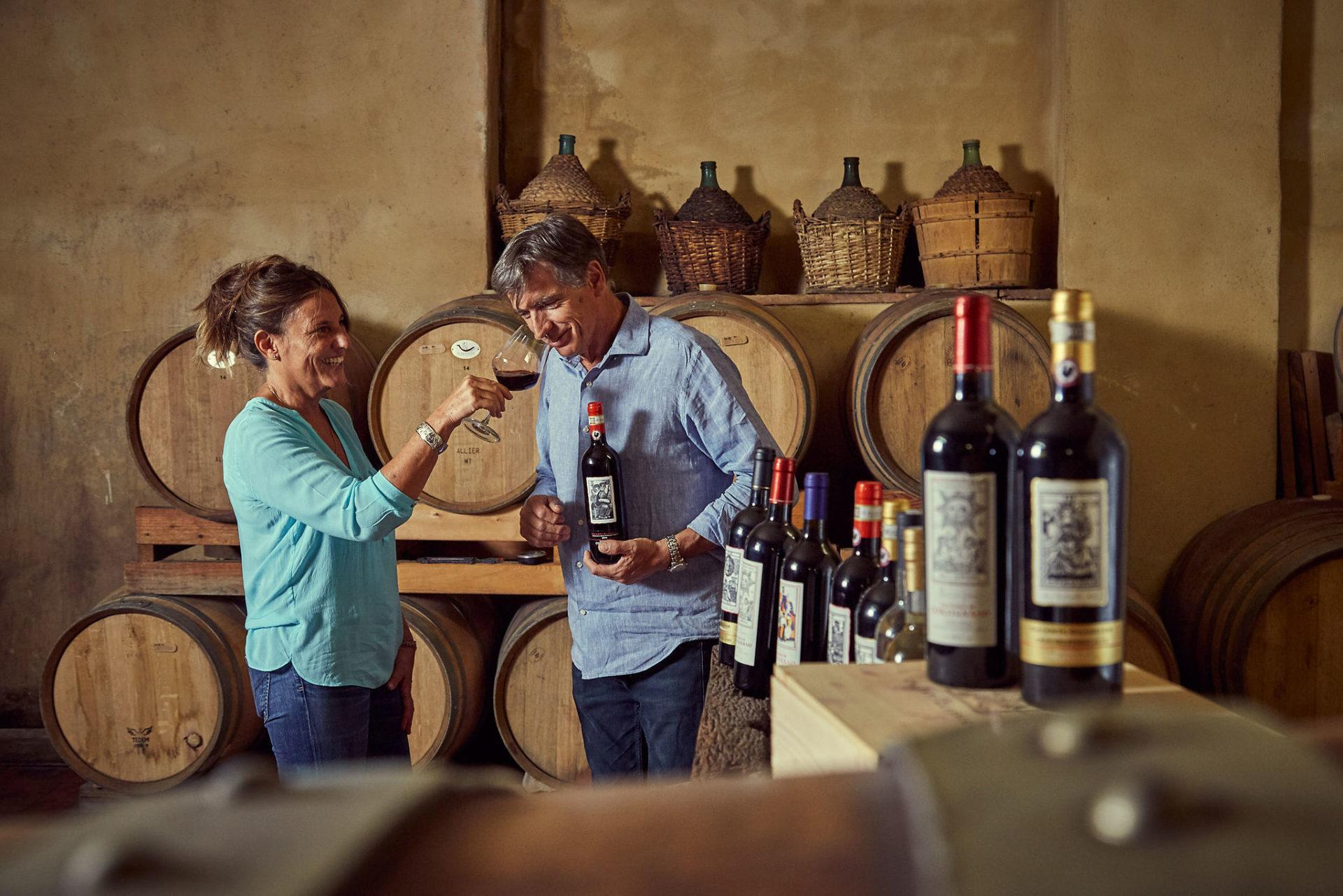 fattoria corsignano vino biologico chianti classico